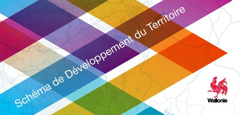 Couverture du schéma de Developpement du Territoire