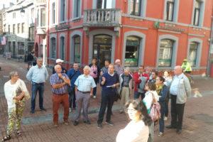 Visite des CCATM à Marche-en-Famenne
